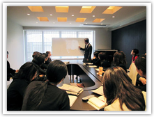 「ハイパースキン脱毛」導入研修・講習会の写真
