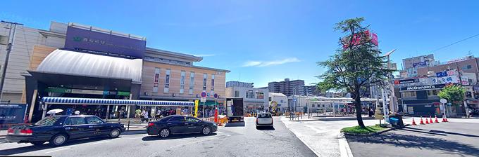 Dione西船橋駅前店 最寄り駅