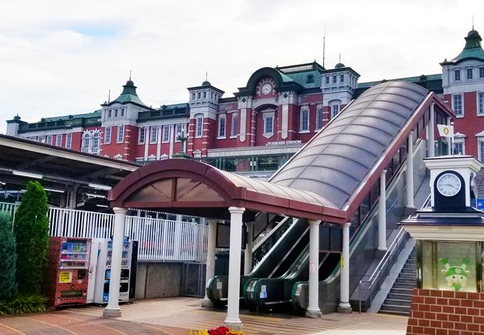JR高崎線『深谷駅』
