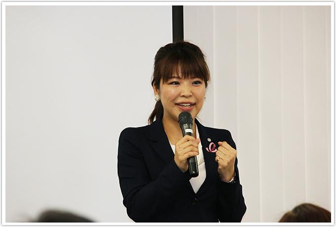 直営サロンPremium坂本エクゼクティブマネージャー